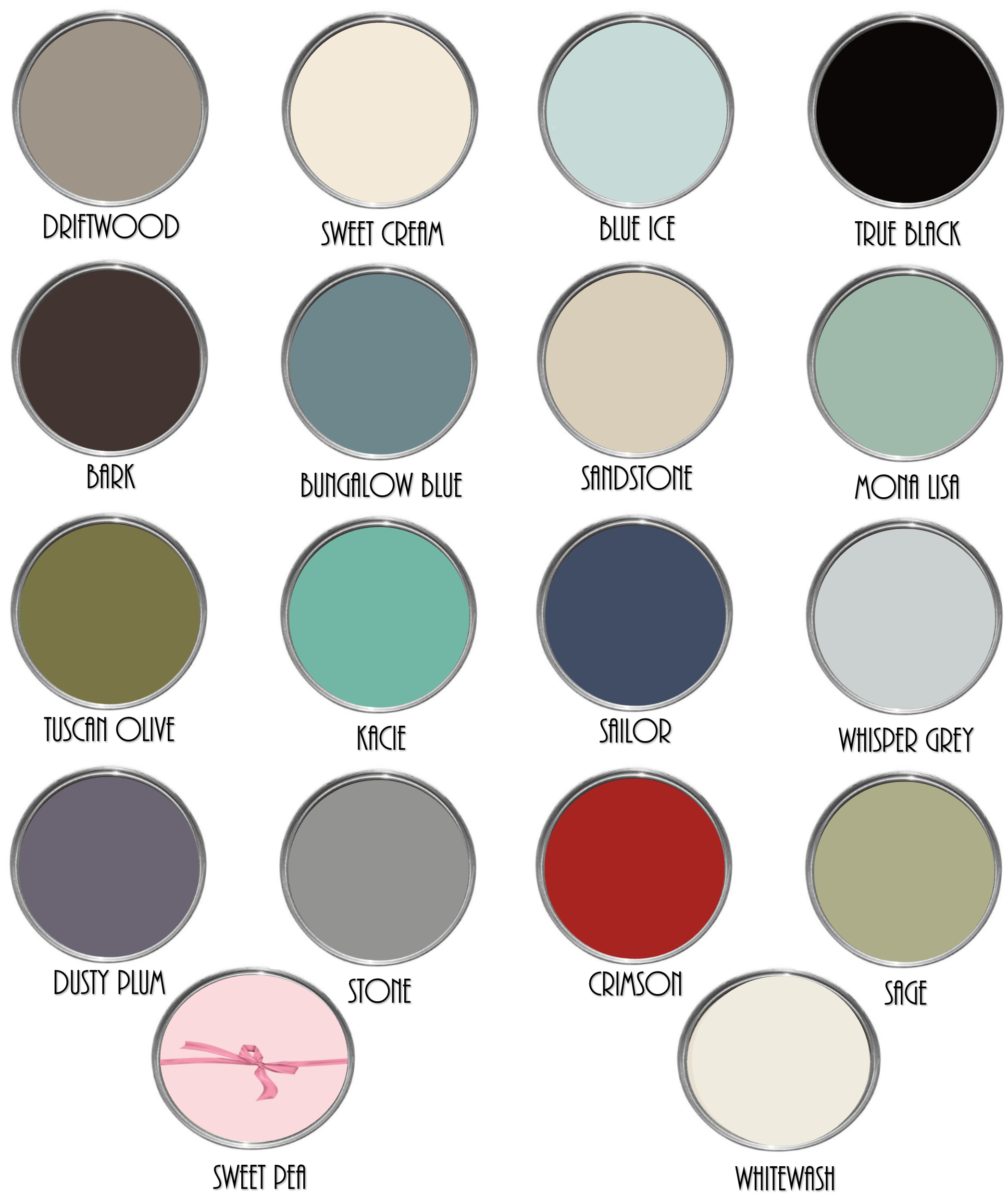 Plaster Paint Colors : One step no sealant required